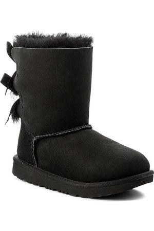 UGG Chaussures - K Bailey Bow II 1017394K K/Blk