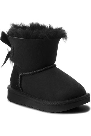UGG Chaussures - T Mini Bailey Bow II 1017397T T/Blk