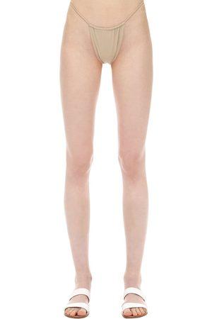 AEXAE Bas De Bikini En Lycra Et Nylon