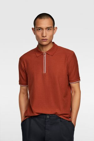 Zara Polo structuré