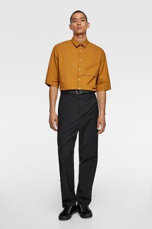 Zara Chemise à manches courtes