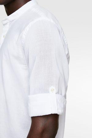 Zara Chemise avec manches à patte