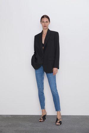 Zara Jean zw premium '80s skinny bering blue