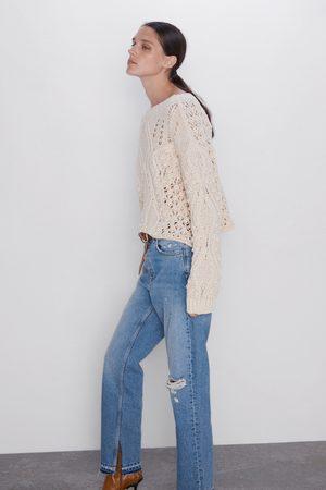 Zara Jean z1975 taille haute straight