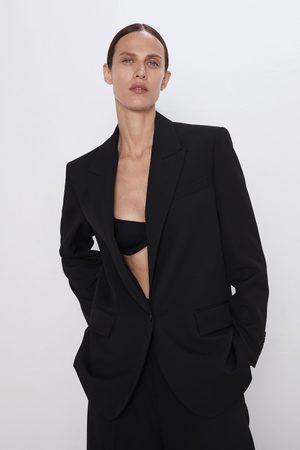 Zara Femme Vestes - Veste oversize à bouton