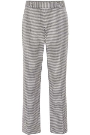 A.P.C Pantalon Cece en coton mélangé à carreaux