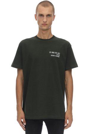 Ih Nom Uh Nit T-shirt En Jersey De Coton Imprimé Citation
