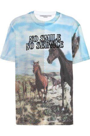Stella McCartney T-shirt imprimé en coton