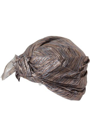 Le Mont St Michel Shelly Silk Turban