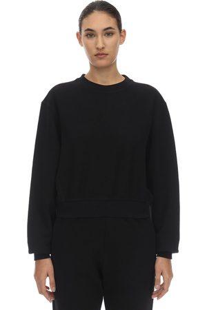REEBOK X VICTORIA BECKHAM Sweat-shirt Court En Coton