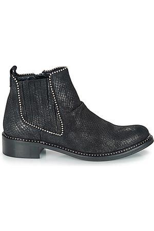 Regard Boots ROAL V1 CROSTE SERPENTE PRETO