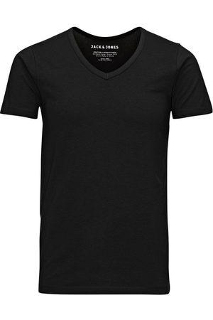 Jack & Jones Homme T-shirts - Basic V-neck Regular Fit T-shirt Men black