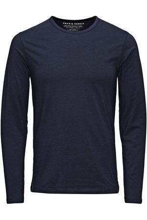 Jack & Jones Homme Manches longues - Basique Manches Longues T-shirt Men blue