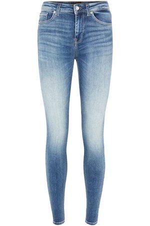 Vero Moda Femme Slim - Vmlux Normal Waist Jean Slim Women blue