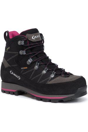 Aku Chaussures de trekking - Trekker Lite III Gtx GORE-TEX 978 Black/Magenta 317