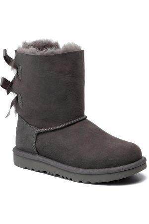 UGG Fille Chaussures de randonnée - Chaussures - K Bailey Bow II 1017394K Grey