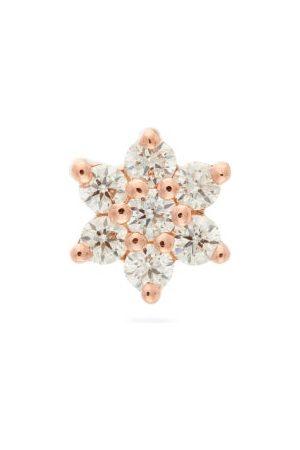 Maria Tash Boucles d'oreilles - Boucle d'oreille 18 carats Diamond Flower