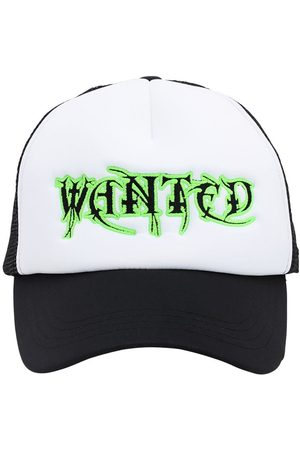 "NASASEASONS Casquette ""wanted"""