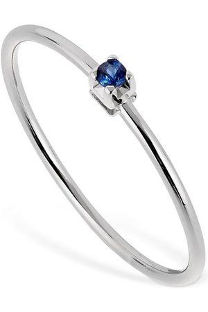 VANZI 18kt & Sapphire Ring