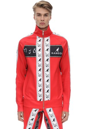 MJB - MARC JACQUES BURTON Mjb X Kangol Zip-up Track Jacket