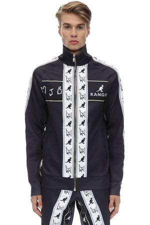 MJB - MARC JACQUES BURTON Homme Vestes - Mjb X Kangol Zip-up Track Jacket