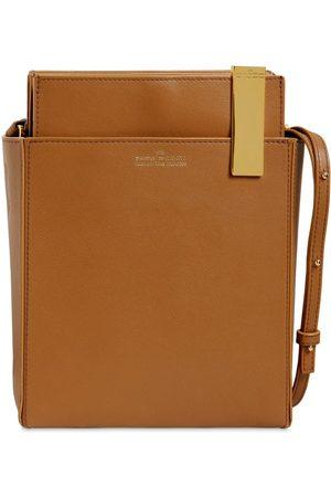 Rokh Femme Sacs à main - File Leather Shoulder Bag