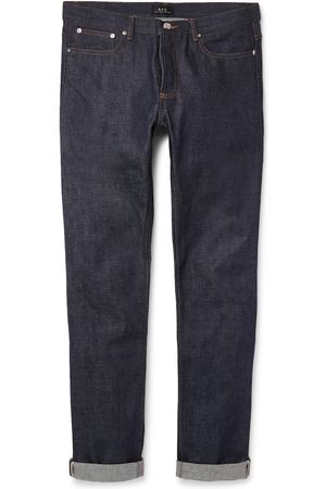 A.P.C Petit New Standard Skinny-fit Dry Selvedge Denim Jeans
