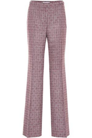 GABRIELA HEARST Pantalon Torres en laine et angora