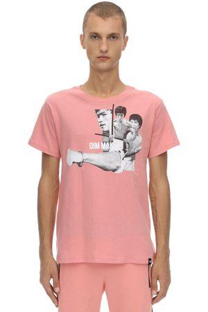 """DIM MAK COLLECTION T-shirt En Jersey De Coton """"bruce Lee Fist"""""""