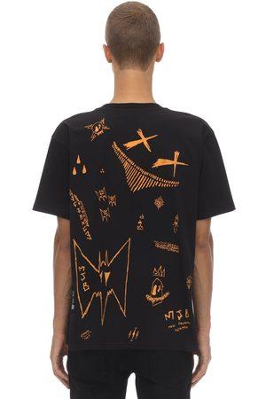 MJB - MARC JACQUES BURTON Homme T-shirts - World Festival Cotton Jersey T Shirt