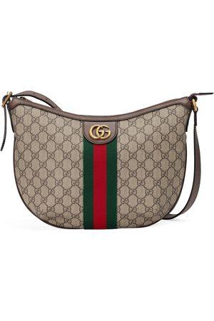 Gucci Sac à épaule Ophidia petite taille à motif GG