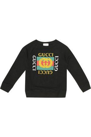 Gucci Sweat-shirt imprimé en coton