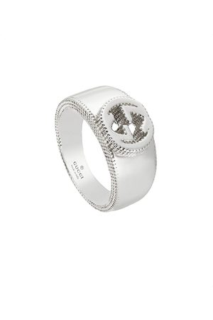 Gucci Bague Interlocking G