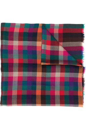 Etro Checked scarf