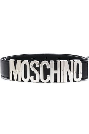 Moschino Ceinture à boucle logo