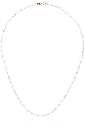GIGI CLOZEAU Collier à détails de perles