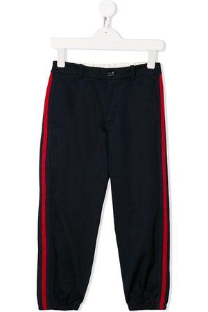 Gucci Garçon Pantalons - Logo trackpants