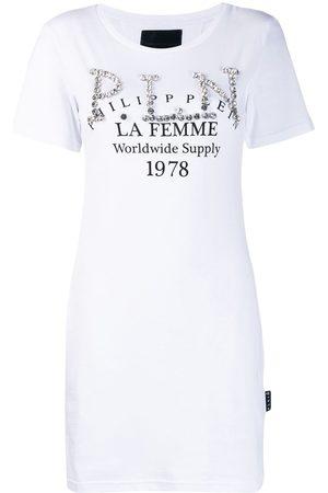 Philipp Plein T-shirt à ornements