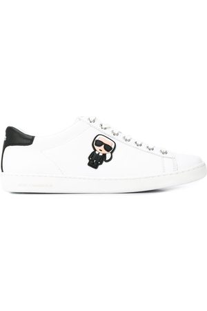 Karl Lagerfeld Iconic cupsole sneakers