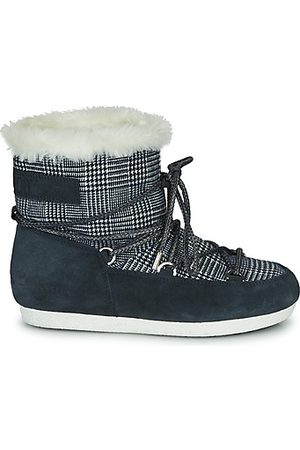 Moon Boot Bottes neige FAR SIDE LOW FUR TARTAN