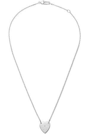 Gucci Collier à pendentif cœur