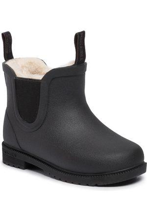 Tretorn Bottes de pluie - Kids Chelsea Winter 472633 Black 10