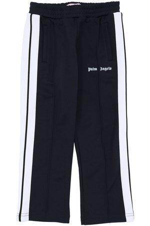 Palm Angels Pantalon De Survêtement En Techno