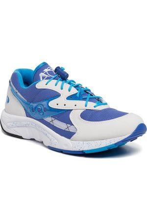 Saucony Chaussures - Aya S70460-2 Wht/Blu/Lt Blu