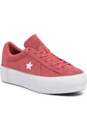 Converse Sneakers - 565379C Light Redwood/White/White