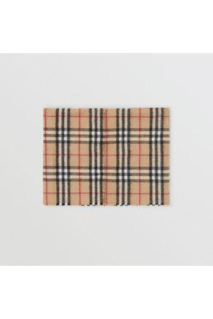 Burberry Écharpe tube en cachemire Vintage check, Size: OS
