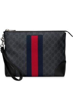 Gucci Homme Pochettes & Étuis - Pochette à motif Suprême GG