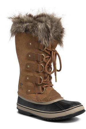 sorel Bottes de neige - Joan Of Arctic NL3481 Camel Brown/Black 224