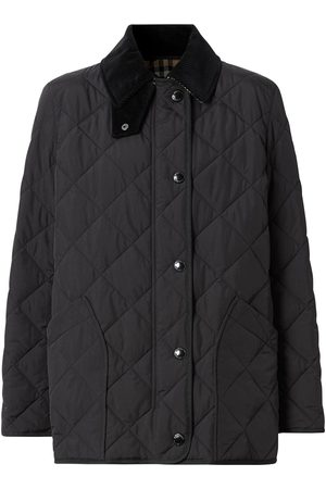 Burberry Femme Vestes - Diamond quilted thermoregulated barn jacket