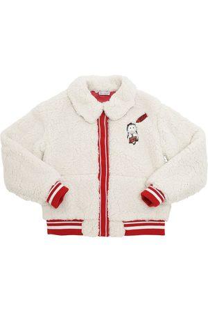Dolce & Gabbana Veste En Simili Shearling